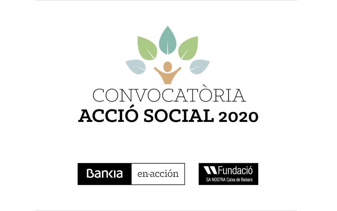 Bankia i Fundació Sa Nostra convoquen ajuts per 140.000 euros