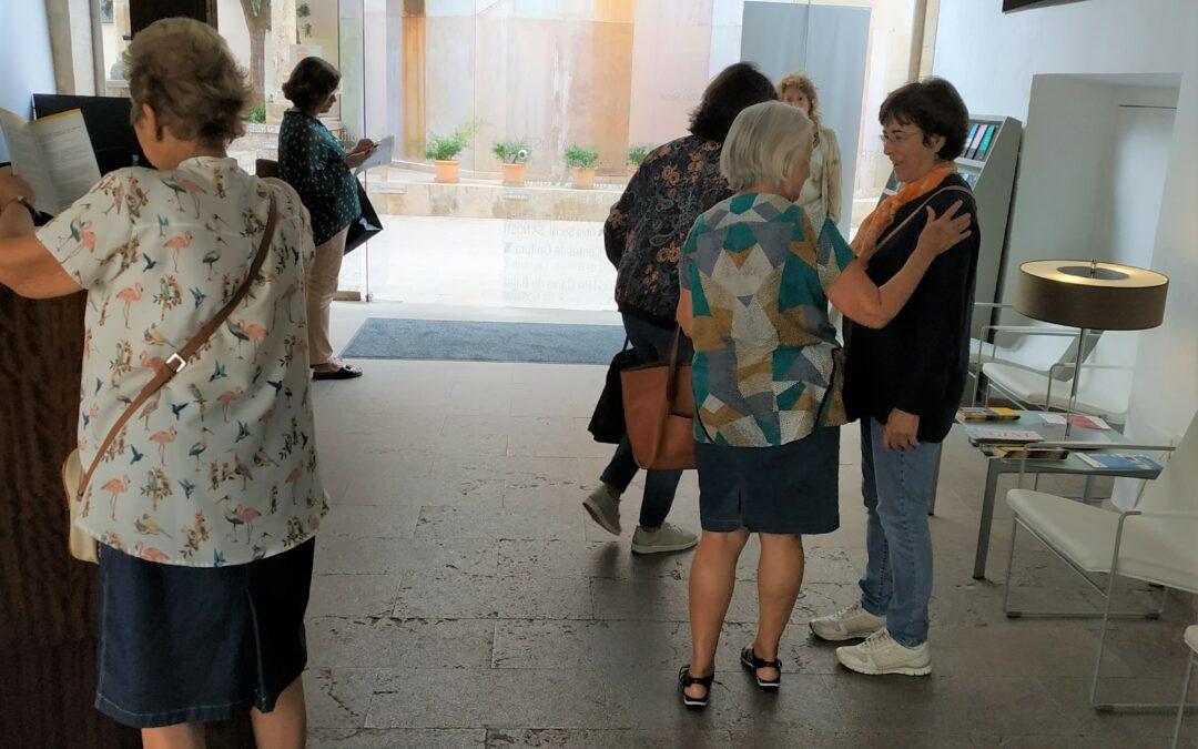 La Fundació Sa Nostra Caixa Balears i Bankia posen en marxa una nova edició dels cursos per a adults