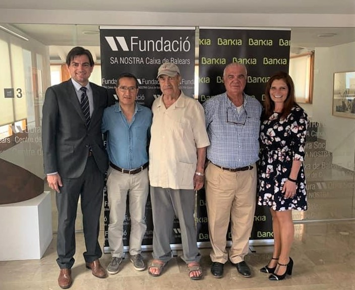 La Fundación Sa Nostra rinde homenaje a Tolo Güell con un vídeo