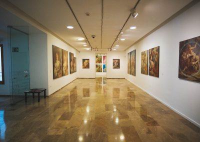 Sala de Exposiciones Pequeña