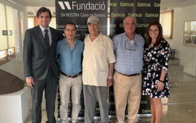 La Fundació Sa Nostra ret homenatge a Tolo Güell amb un vídeo