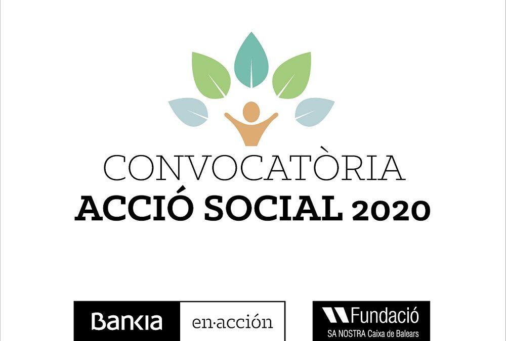 Bankia y Fundación Sa Nostra apoyan con 140.000 euros los programas sociales de 42 asociaciones de las Islas Baleares