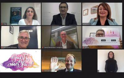 Bankia i Fundació Sa Nostra reconeixen en un acte virtual  els projectes de 42 entitats socials de les Illes Balears